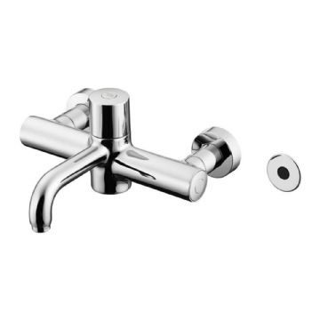 Armitage Shanks Markwik thermostatic basin mixer tap with IR sensor.  A6062AA